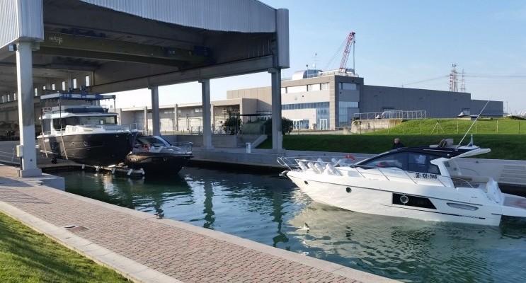 Cranchi Marine Test Centre